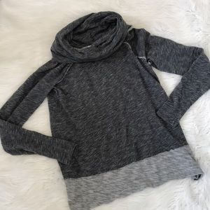Free People Beach Cowl Neck Top